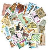 Ajedrez - 50 sellos