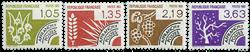 Frankrig - YT 178-81 - Forudannulleret