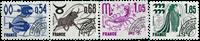Frankrig - YT 146-149 - Forudannulleret