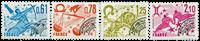 Frankrig - YT 154-57 - Forudannulleret