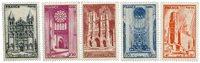 Frankrig - YT 663-67 - Postfrisk