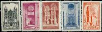 France - YT 663-67 - Neuf
