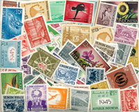 Indonesia - Duplicate lot - Mint
