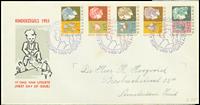 Holland 1953 - NVPH E15