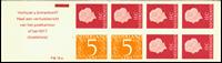 Holland - frimærkehæfte 10a
