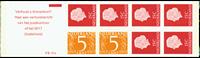 Holland - frimærkehæfte 10aF