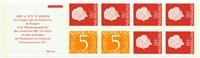 Holland - frimærkehæfte 10bF