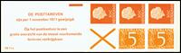 Holland - frimærkehæfte 11aF