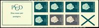 Holland - Frimærkehæfte 7b