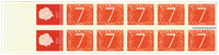 Holland - frimærkehæfte 1