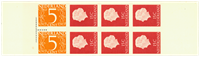 Holland - frimærkehæfte 2