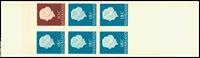 Holland - frimærkehæfte 3
