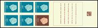 Holland - frimærkehæfte 3a