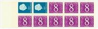 Holland - frimærkehæfte 4