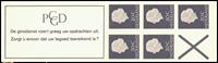 Holland - frimærkehæfte 6a