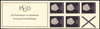Holland - frimærkehæfte 6c