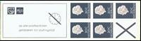 Holland - frimærkehæfte 6eF