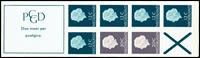 Holland - frimærkehæfte 7bF