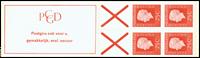 Holland - frimærkehæfte 9d