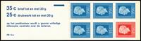 Holland - frimærkehæfte 13