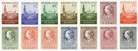 Holland 1951-1953 - NVPH D27-D40 - Postfrisk