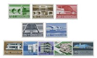 Holland 1968-69 - Postfrisk