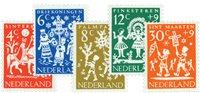 Holland 1961 - NVPH 759-763 - Postfrisk
