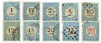 Holland (P3-P12) - Stemplet