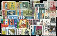 Nederland - Zomerzegels 1960-1979 postfris, compleet