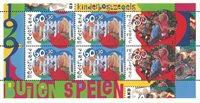 Blok Kinderzegels 1991