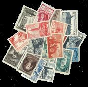 Frankrig - Årgang 1947 - Postfrisk