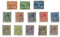 Holland 1926-1927 - NVPH R19-R31 - Stemplet