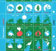Nederland Kerstzegels 1998 - Nr. V1788-1807 - Postfris