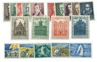 Nederland Zomerzegels 1941-1949 , compleet - Postfris