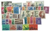 Nederland Zomerzegels 1950-1959 , compleet - Postfris