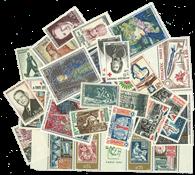 Frankrig - Årgang 1964 - Postfrisk