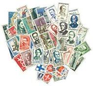 Frankrijk - 1958 - 47 postfrisse postzegels