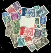Frankrig - Årgang 1942 - Postfrisk