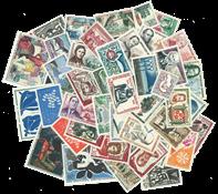 Frankrig - Årgang 1961 - Postfrisk