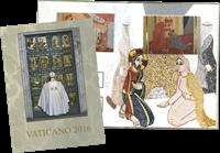 Vatikanet - Årbog 2016 - Årbog