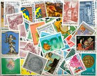 Luxemburg - Dubletlot - Postfrisk