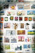 Germania - francobolli da missioni - 1 Kg