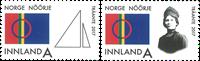 Norway - Sami Parliament - Mint set 2v