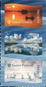 Finland - Lyden af stilhed - Postfrisk sæt 3v