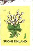 Finland - Påske 2017 - Postfrisk frimærke