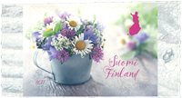 Finlande - Fleurs d'été - Timbre neuf