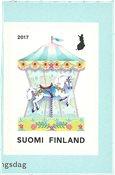 Finlande - Carrousel - Timbre neuf