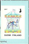 Finland - Karusel - Postfrisk frimærke