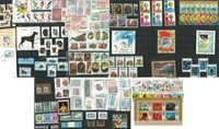 Worldwide - Stamp packet - Stamps and souvenir sheets