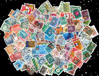 300 Suisse - Paquets de timbres